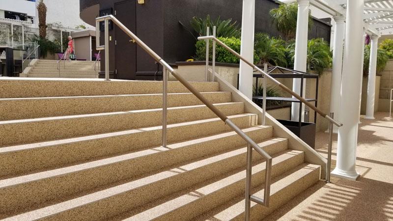 Harrahs-Vegas----stairs