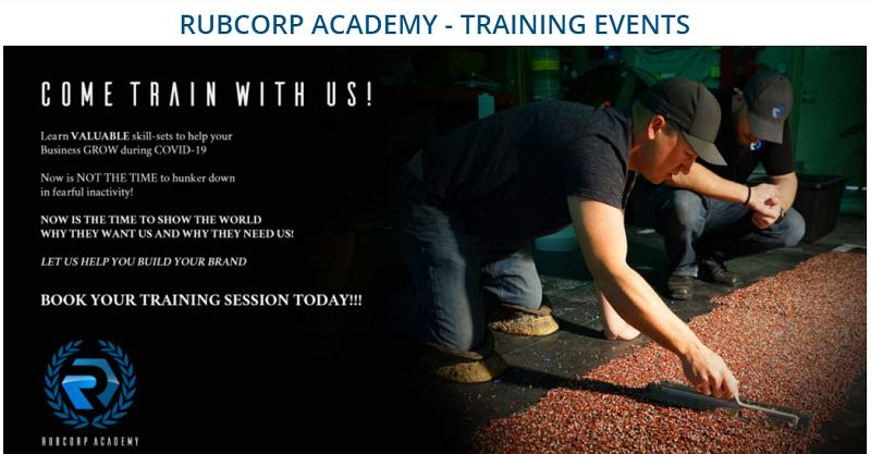 Rubcorp training academay