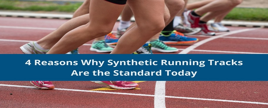 4 Reasons Why Synthetic Running Tracks Are the Standard Today