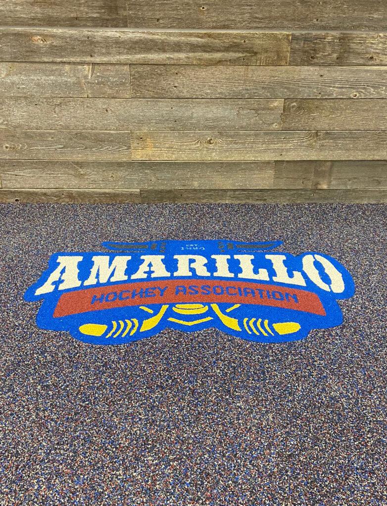 Amarillo Hockey Association Logo