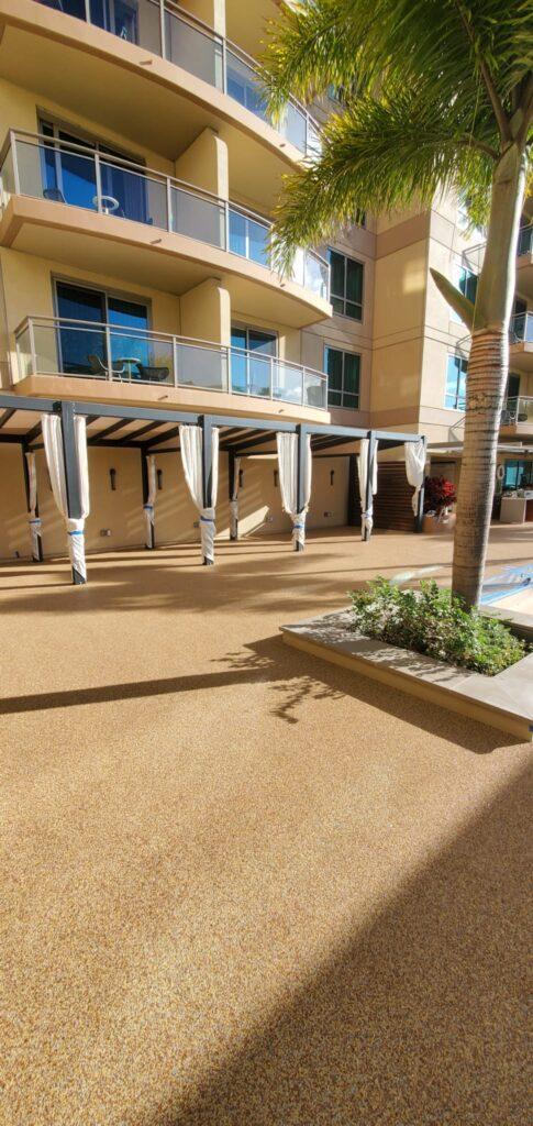 Hawaii Hotel and Resort Surfaces