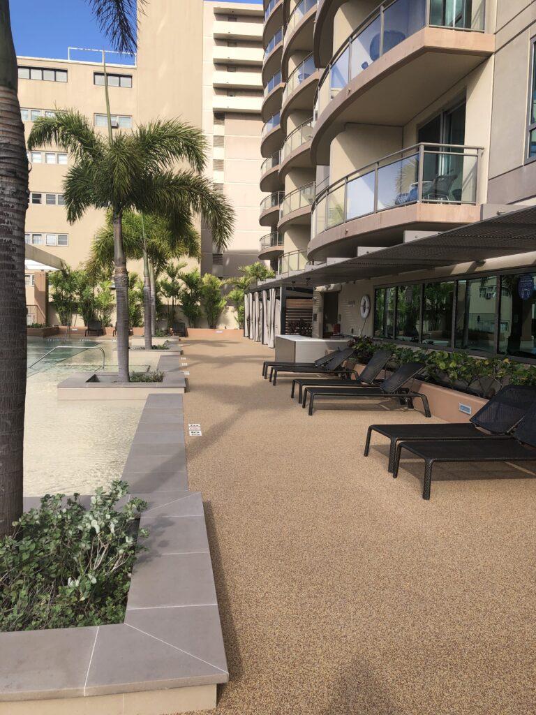 Hawaii Resort and Hotel Pool