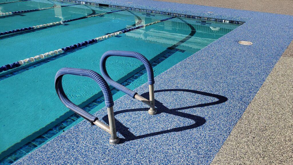 Safe Pool Surface
