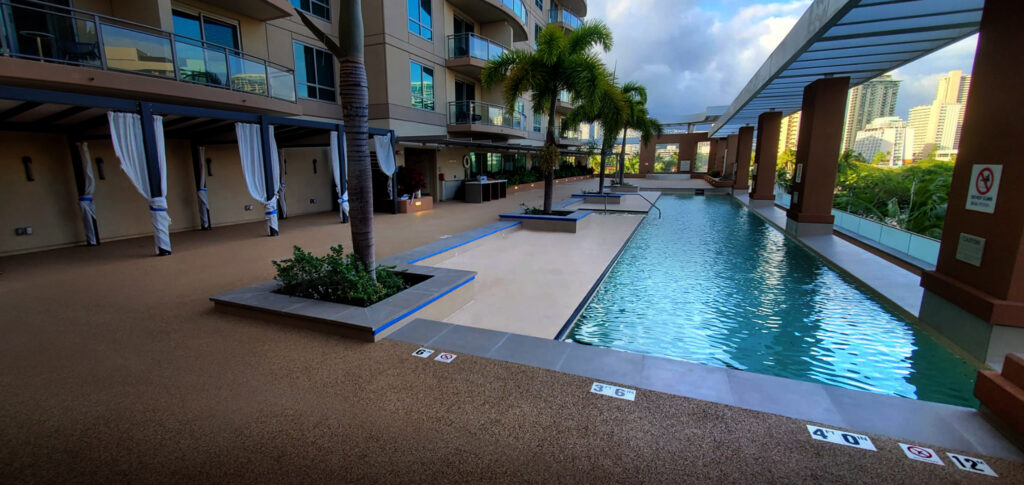 Hawaii Resort Safety Surface